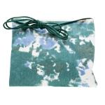 CB1435 Multi Color Tie-dye Pattern Mini Bag, Blue